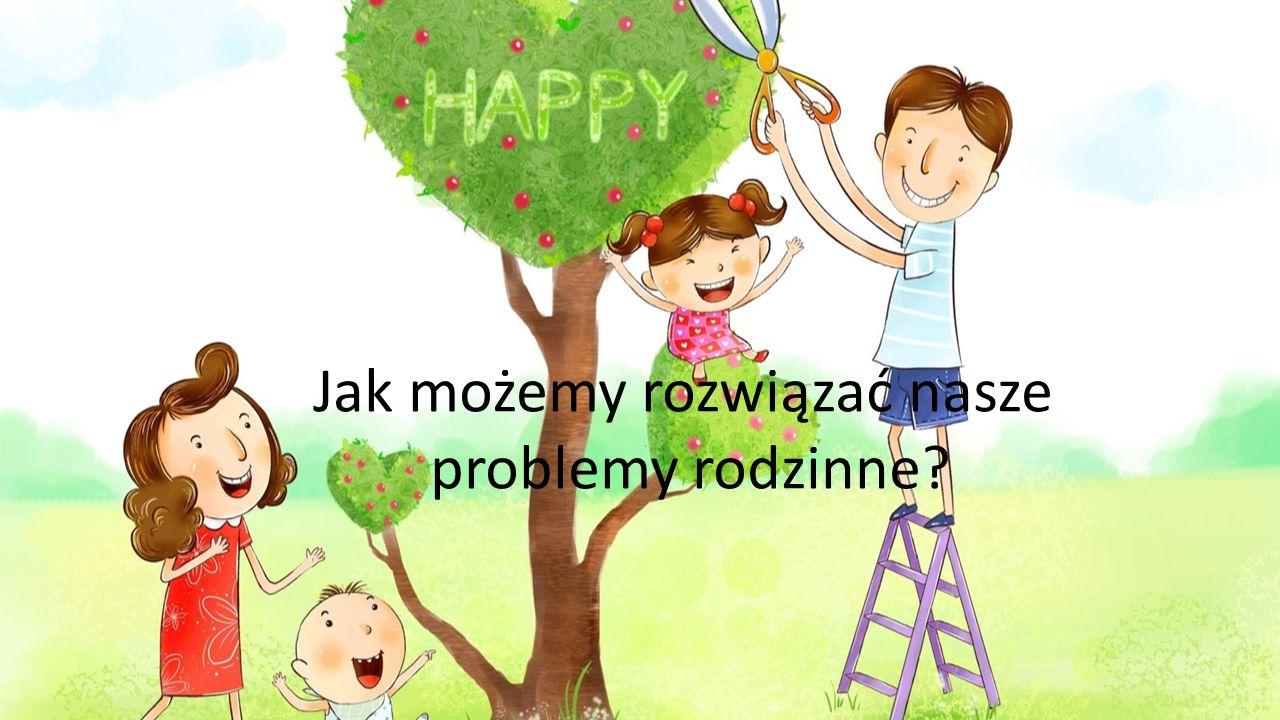 Jak możemy rozwiązać nasze problemy rodzinne? http://tiny.pl/qlr7v