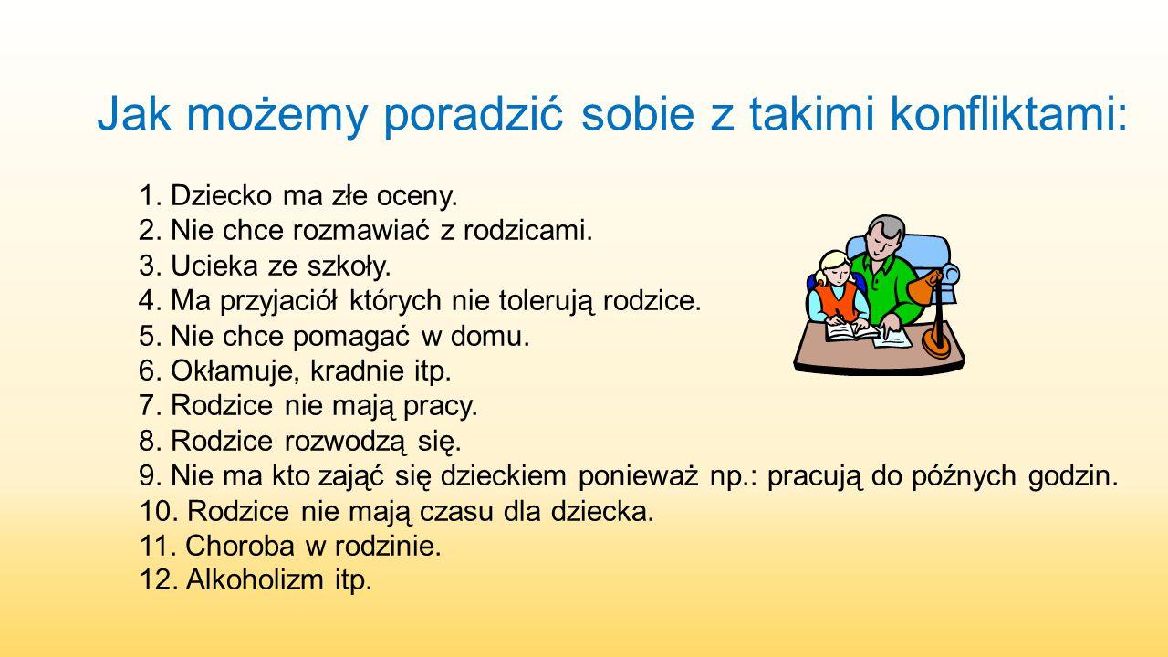 """DOBRE RADY – na koniec… PRZEBACZAJ !!.""""DWA SĄ W RODZINIE STOPNIE PRZEBACZANIA."""