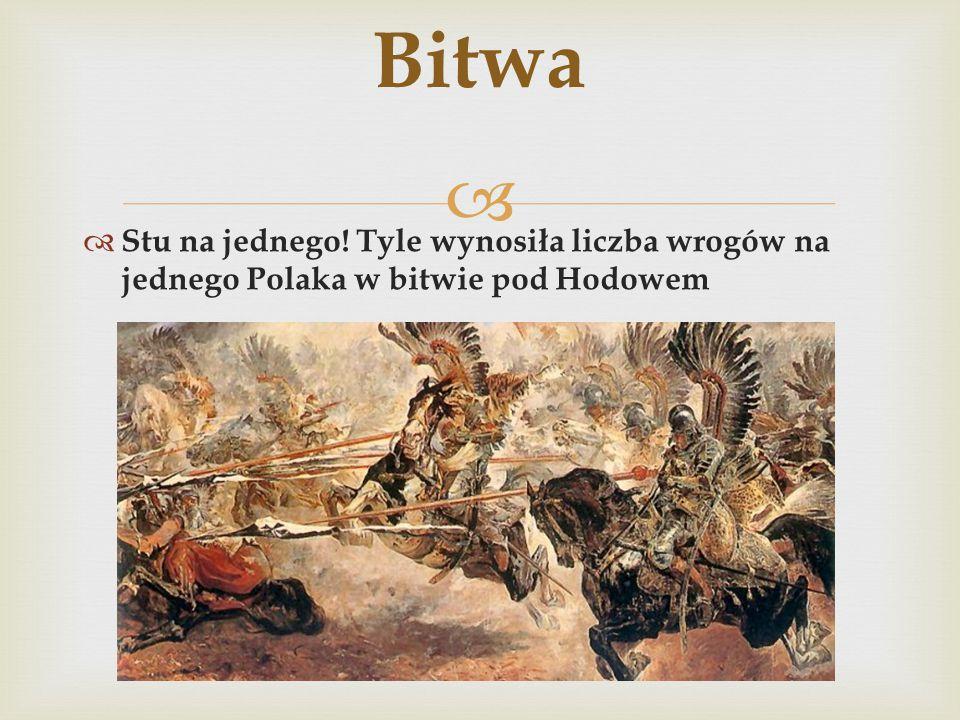 """ Pomnik  Rok później dla uhonorowania tego nadludzkiego zwycięstwa król ufundował obelisk wzniesiony w miejscu bitwy i opatrzony następującym napisem:  """"Bogu Najwyższemu na chwałę, potomności na pamiątkę, bohaterom polskim na przykład, wrogom Ojczyzny na hańbę, wzniósł mnie najjaśniejszy Jan III Sobieski, król Polski, na tym miejscu, na którym Polacy pod wodzem Zahorowskim, osaczeni w płotach, odparli 70 000 Tatarów, z wielką klęską nieprzyjaciół, a swoich żadną."""