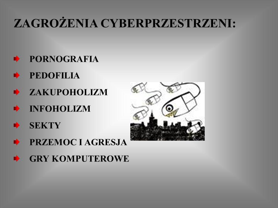 ODPOWIEDZIALNOŚĆ KARNA Kodeks Karny uznaje cyberprzemoc i stalking w Polsce za czyn zabroniony.