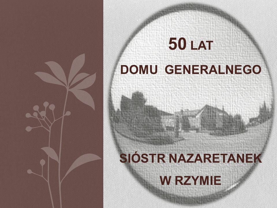 Istniejąca od 2004 roku w budynku Generalatu Casa per Ferie ma możliwość przyjmowania również większych grup rodzin, młodzieży, wspólnot innych zgromadzeń zakonnych i tych wszystkich, którzy chcą tutaj odprawić rekolekcje, dzień skupienia, zwiedzić Rzym, spotkać się z Ojcem Świętym…