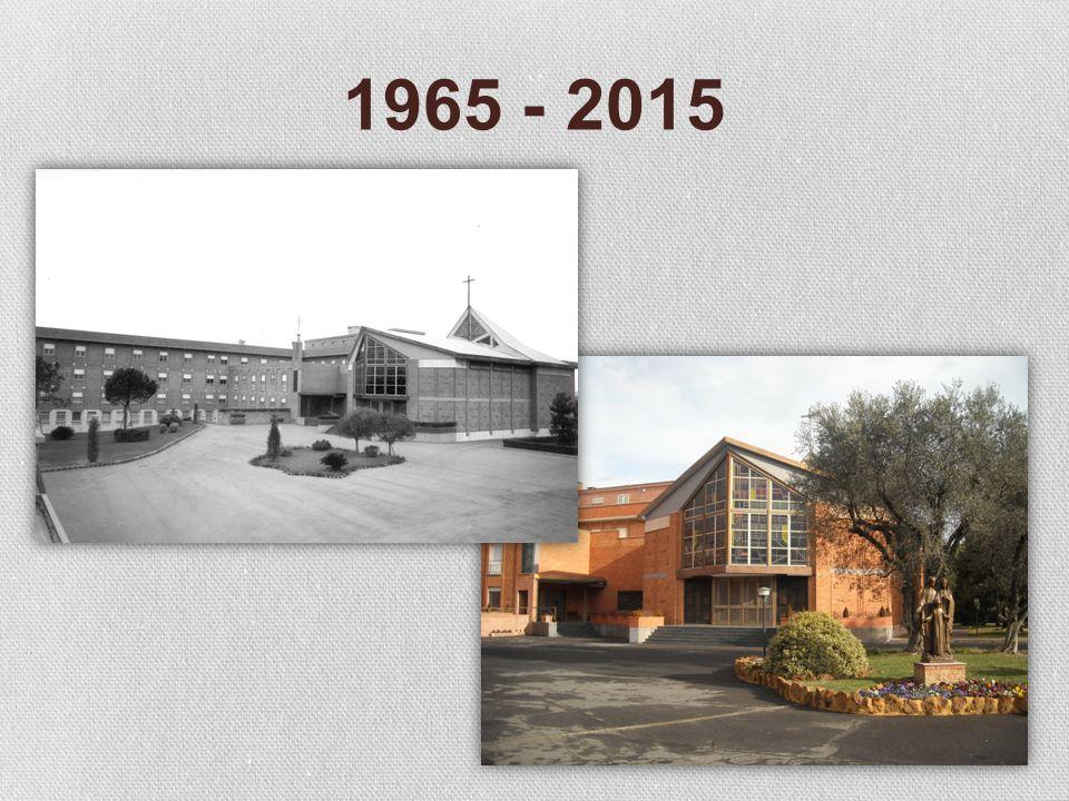 2004-2015 Kontynuujemy dotychczasowe apostolaty otwierając się na nowe możliwości… Dzięki przeznaczeniu połowy budynku na dom dla gości możemy jeszcze lepiej służyć nazaretańską gościnnością.