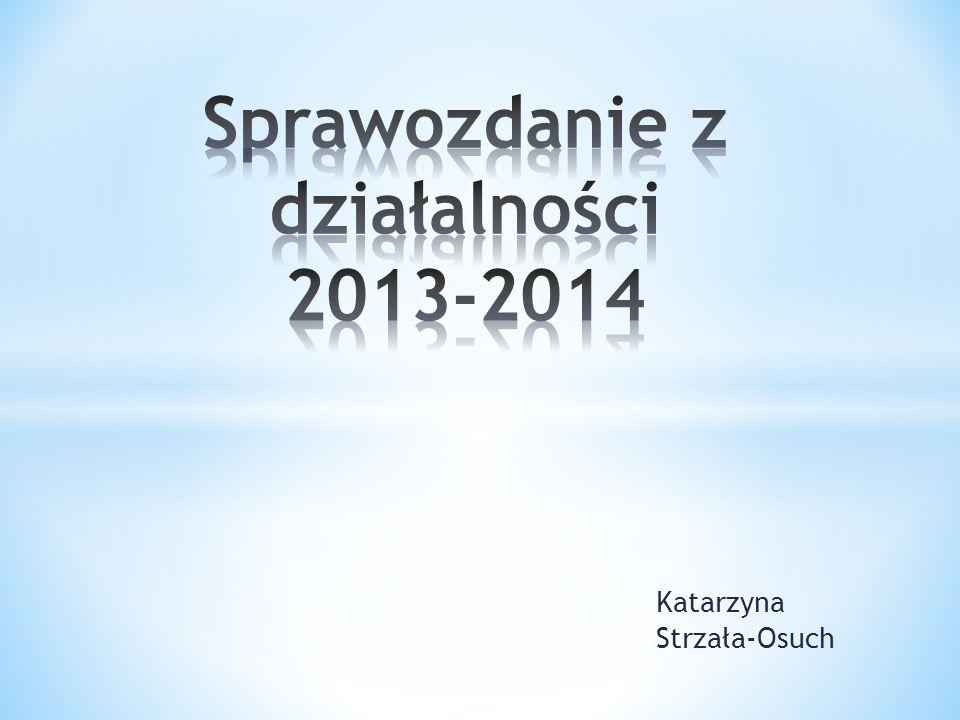 Katarzyna Strzała-Osuch