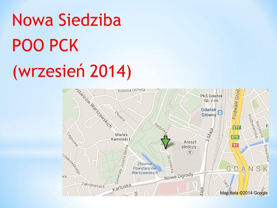 Nowa Siedziba POO PCK (wrzesień 2014)