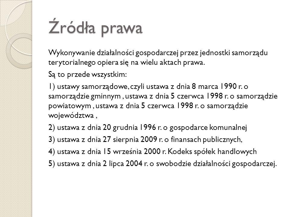 Województwo art.11 u.s.w.