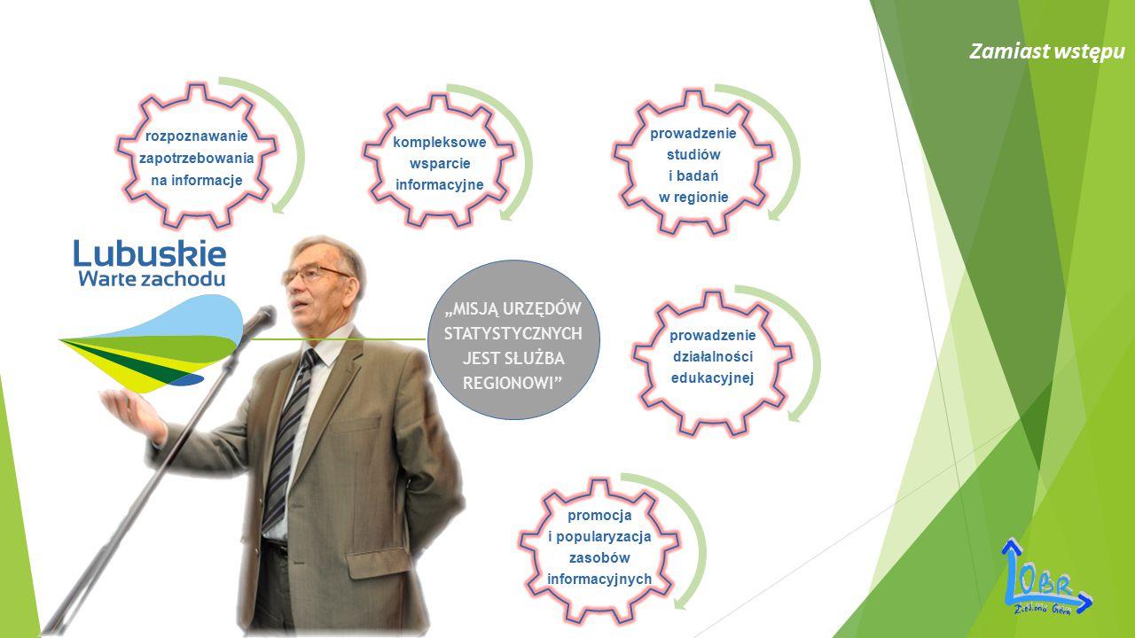 Zamiast wstępu prowadzenie działalności edukacyjnej promocja i popularyzacja zasobów informacyjnych prowadzenie studiów i badań w regionie rozpoznawan