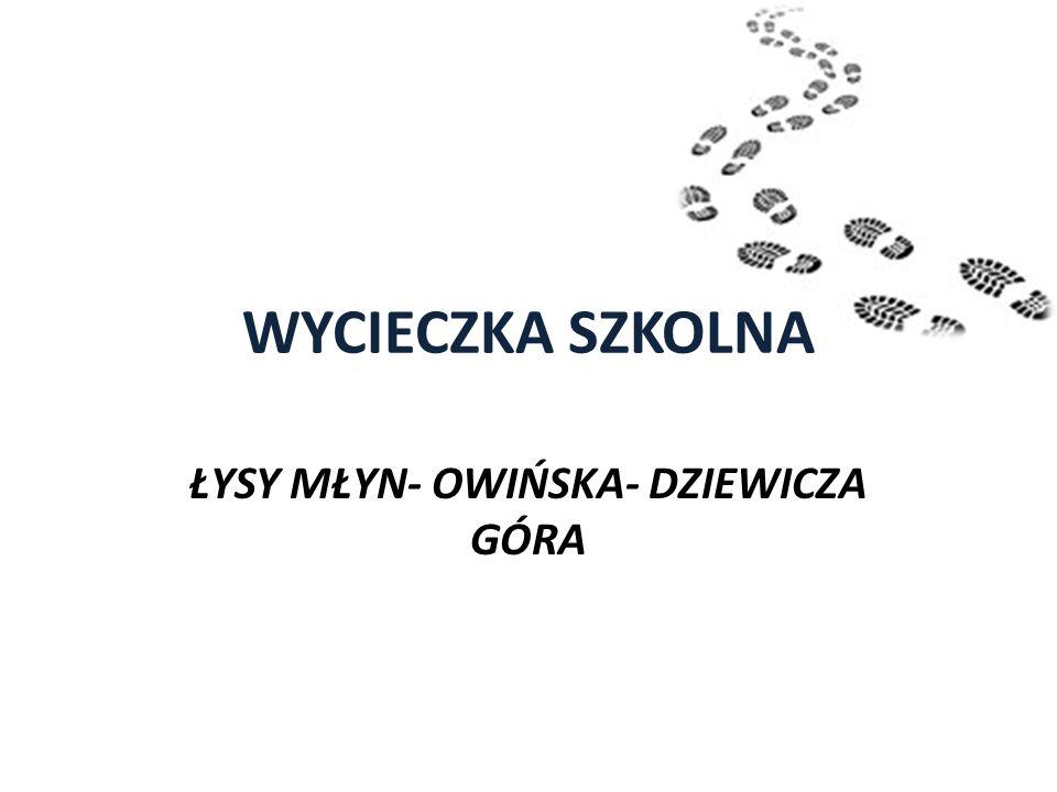 ETAP TRZECI-DZIEWICZA GÓRA Należy do Parku Krajobrazowego Puszcza Zielonka.