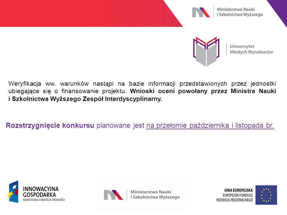 www.nauka.gov.pl Weryfikacja ww.