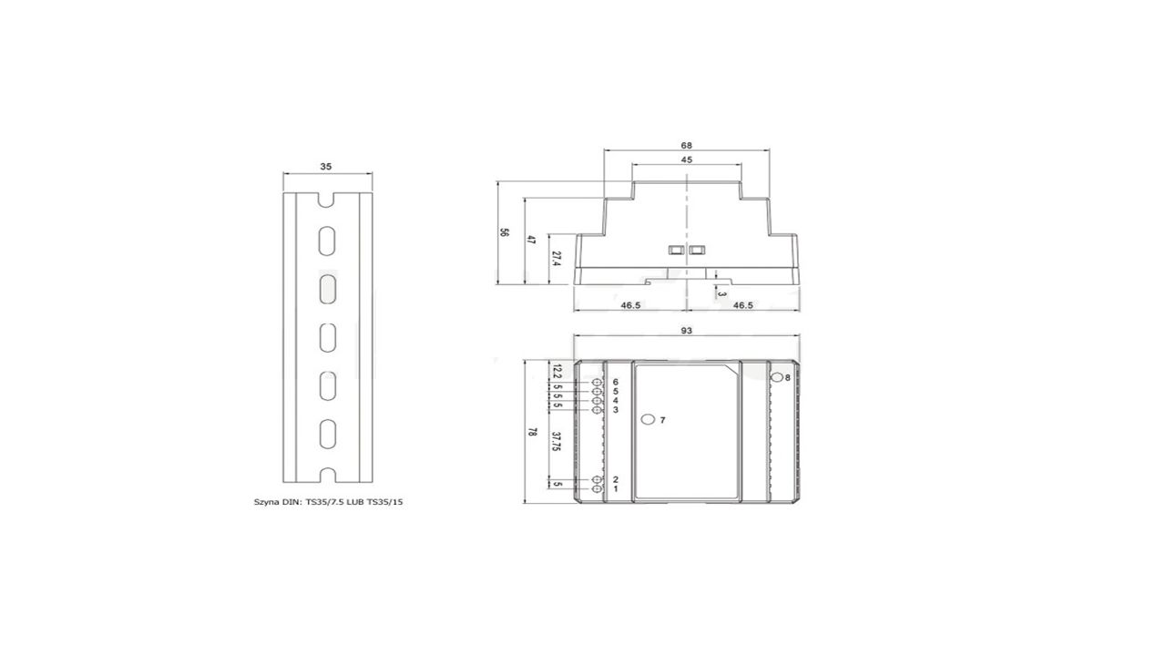 Licznik 1-faz cyfrowy