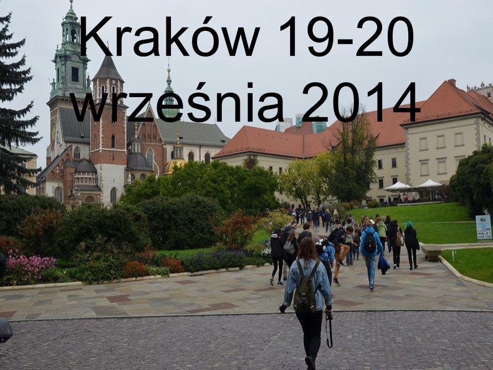 Pod koniec września, nasze liceum zorganizowało wycieczkę do jednego z najpiękniejszych miast Polski – Krakowa.