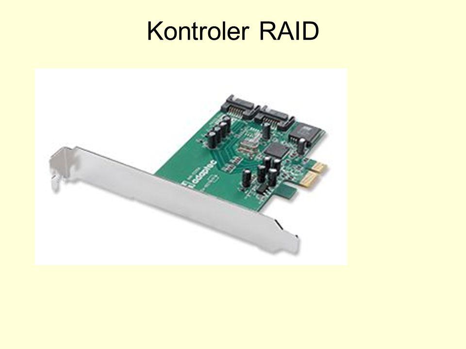 RAID 0 striping Wydajność w porównaniu do pojedynczego dysku twardego wzrasta n- krotnie, gdzie n to liczba dysków w macierzy RAID 0.