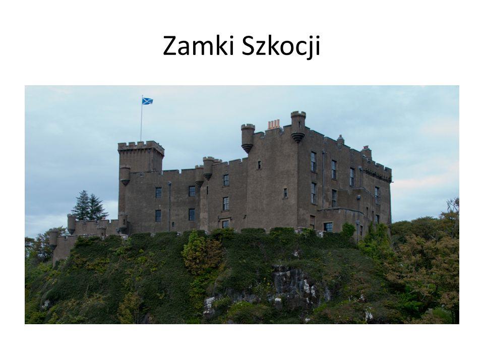 Zamki Szkocji