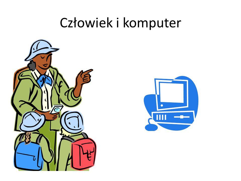 Człowiek i komputer