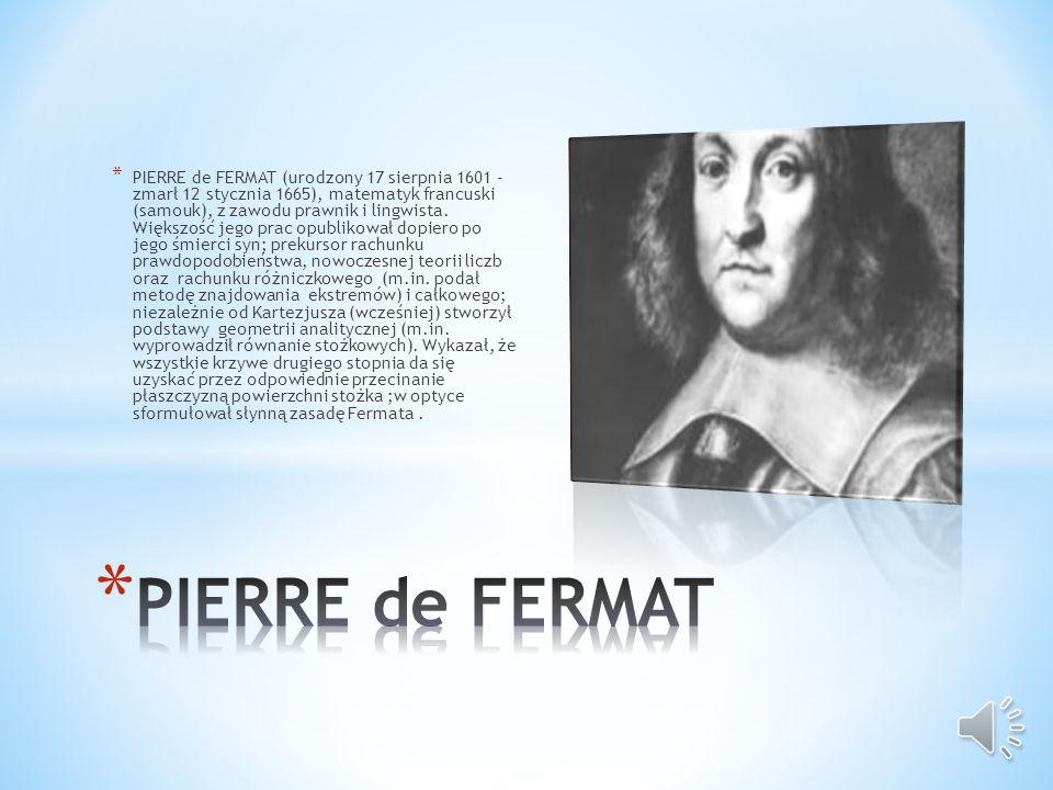 * PASCAL BLAISE (1623–62), franc. matematyk, fizyk, filozof i pisarz; obrońca jansenizmu, swoją krytykę moralności jezuickiej zawarł w Prowincjałkach