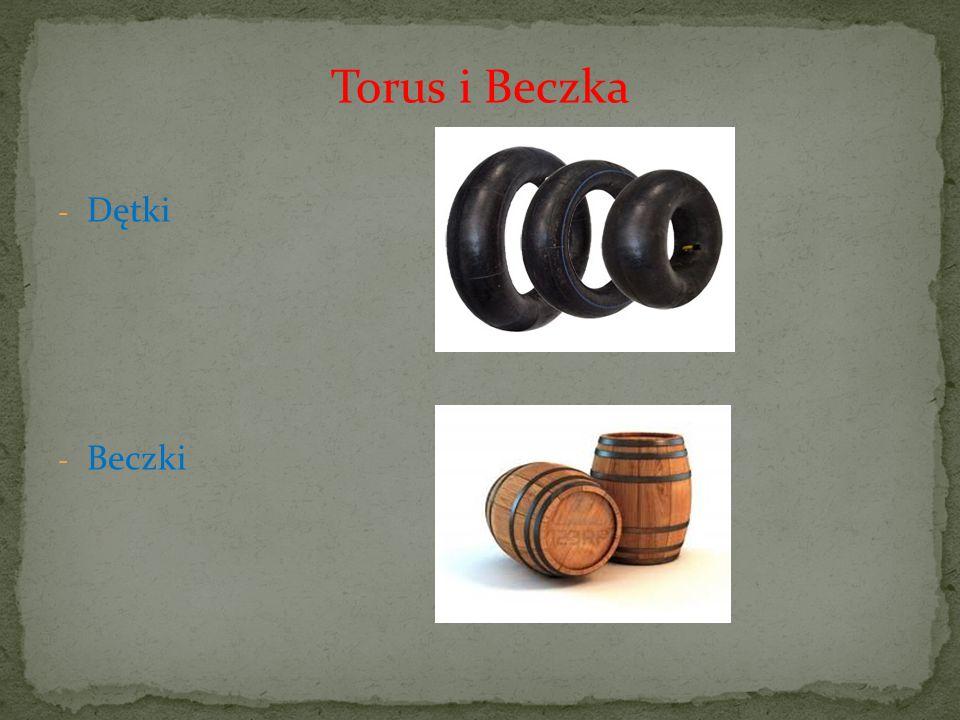 Torus i Beczka - Dętki - Beczki