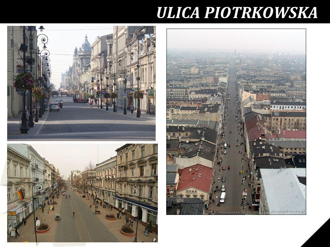 21 ULICA PIOTRKOWSKA