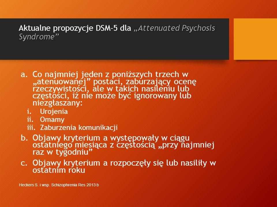 Przebieg schizofrenii Pierwszy epizod W ostrej fazie W częściowej remisji W pełnej remisji Kolejny epizod W ostrej fazie W częściowej remisji W pełnej remisji Carpenter W.