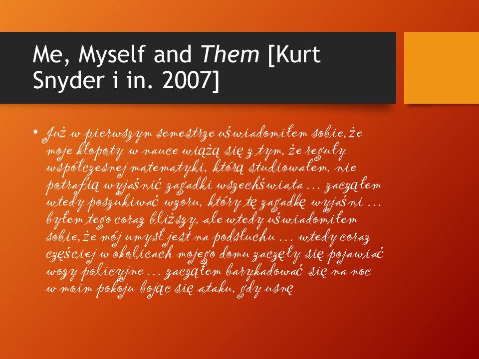 Self-disorder scale – objawy zaburzeń emocjonalnych 7.