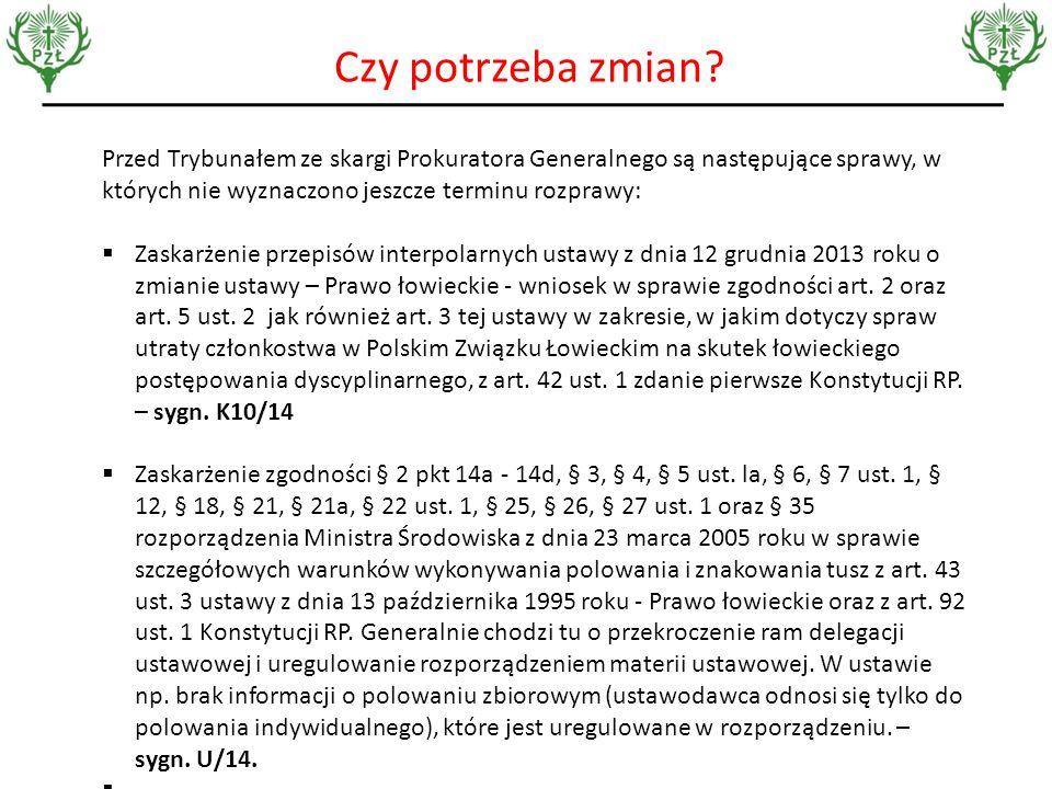 Prawo do polowania w Polsce – to nie własność obywateli !!.