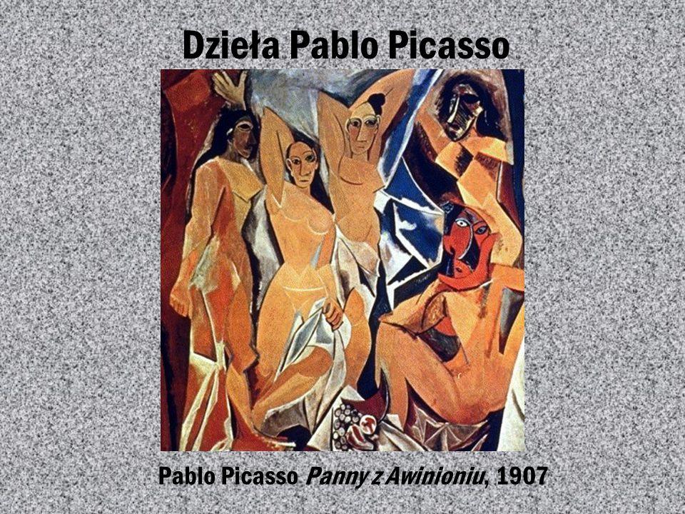 Znany przedstawiciel kubizmu Pablo Picasso-(1881-1973) hiszpański malarz, rzeźbiarz, grafik i ceramik, uznawany za jednego z najwybitniejszych artystó