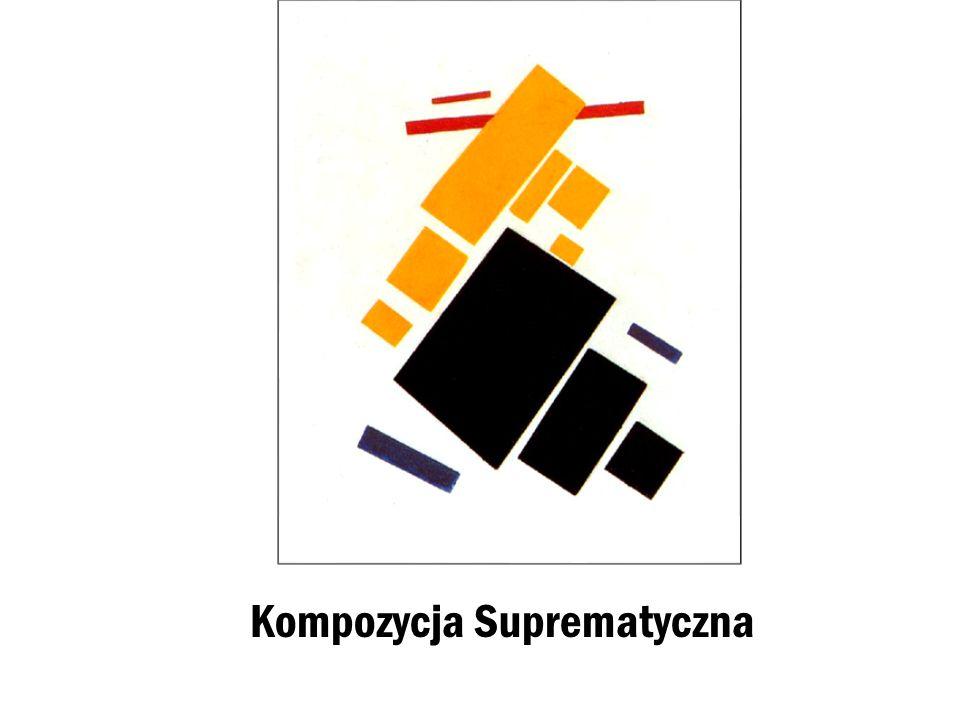 Dzieła Kazimierza Malewicza Kompozycja Suprematyczna
