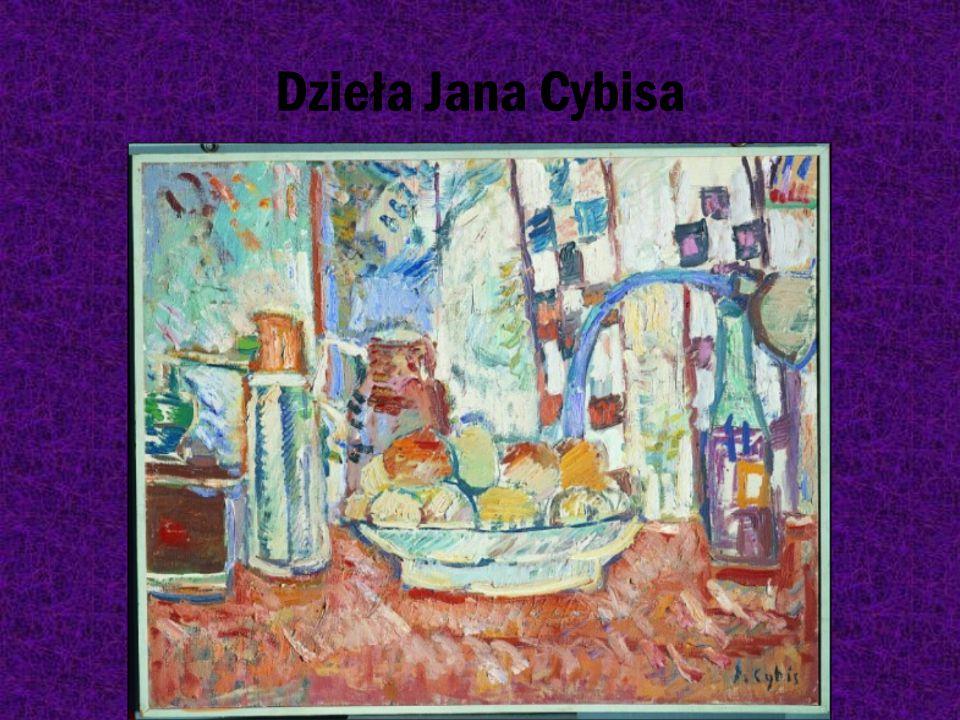 Znany przedstawiciel kapizmu Jan Cybis-(1897-1972) malarz, pedagog i krytyk sztuki, współzałożyciel grupy kapistów.