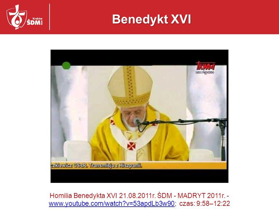 Tu es Petrus Benedykt XVI