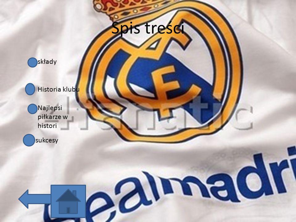 skład Casillas Ramos Varane Marcelo Carvahajl Kroos Modrić Rodrigez Ronaldo Bale Benzema Kliknij na piłkarza,żeby się czegoś dowiedzieć