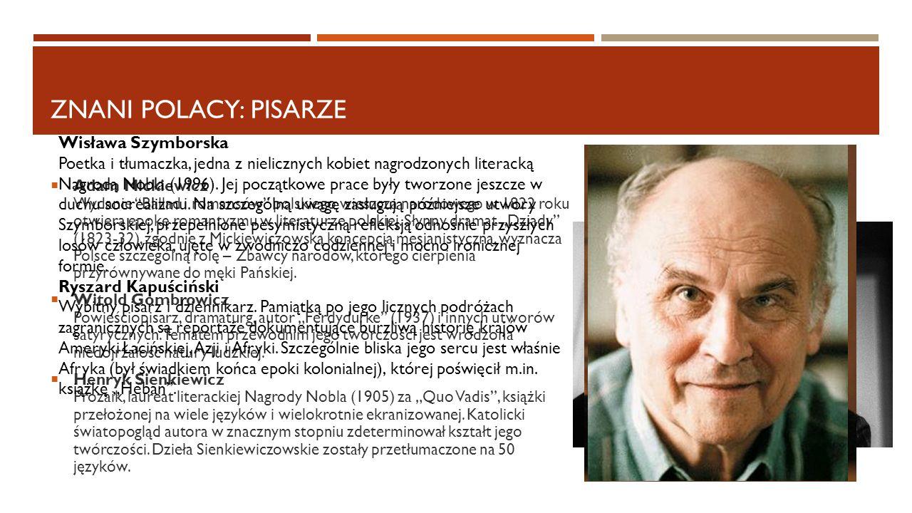 """ZNANI POLACY: PISARZE  Adam Mickiewicz Wydanie """"Ballad i romansów"""" polskiego wieszcza narodowego w 1822 roku otwiera epokę romantyzmu w literaturze p"""