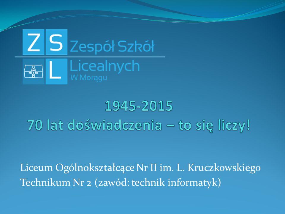 Jak przebiega nauka w ZSL w Morągu.