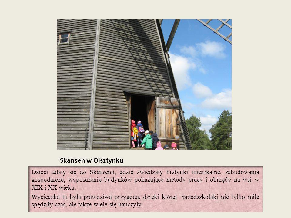 Huta Szkła Ozdobnego w Olsztynku W hucie Szkła Artystycznego przedszkolaki z zapartym tchem obserwowały proces wytwarzania szklanych ozdób.