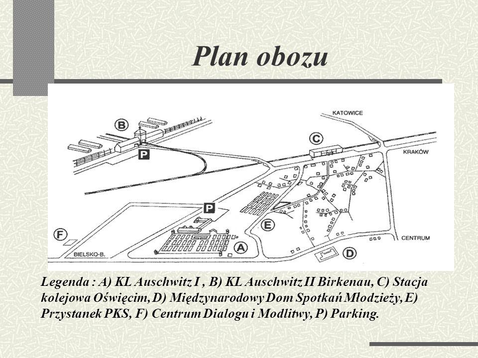 Auschwitz I - Oświęcim Obóz Auschwitz - Oświęcim powstał w połowie 1940 roku - na rozkaz Heinricha Himmlera (1900-1945, wódz SS), na wniosek wyższego