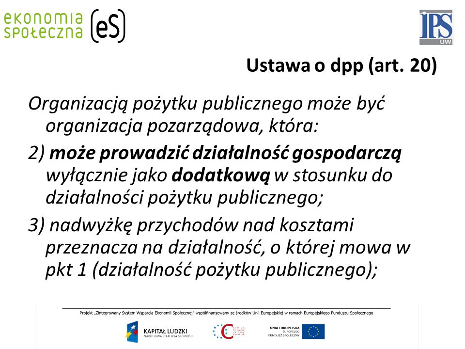 Ustawa o dpp (art.