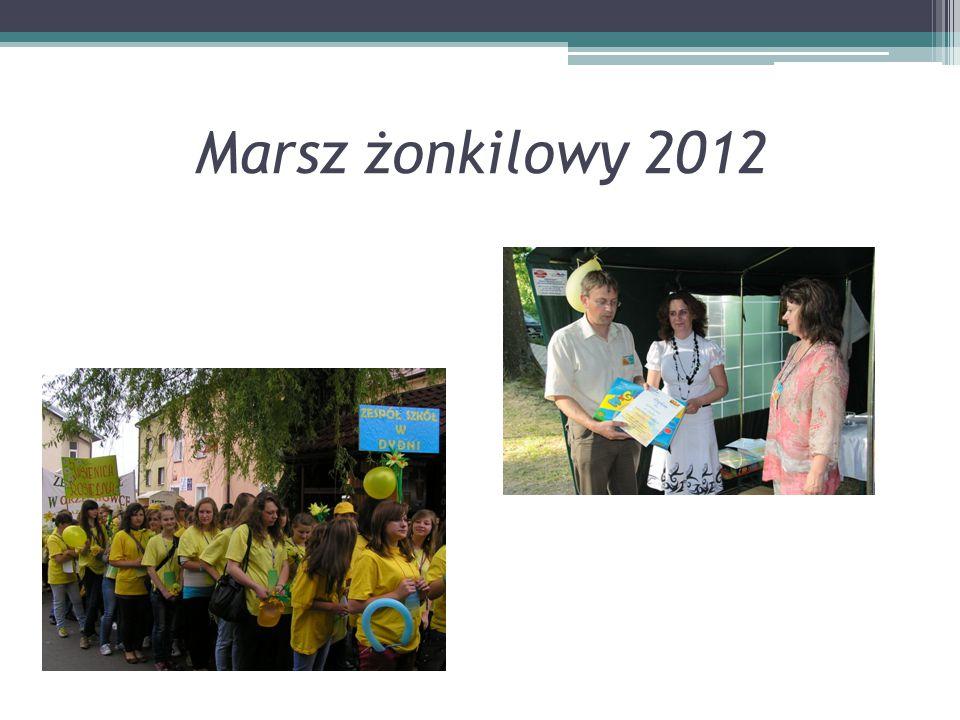 Marsz żonkilowy 2012