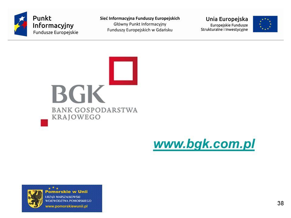 38 www.bgk.com.pl