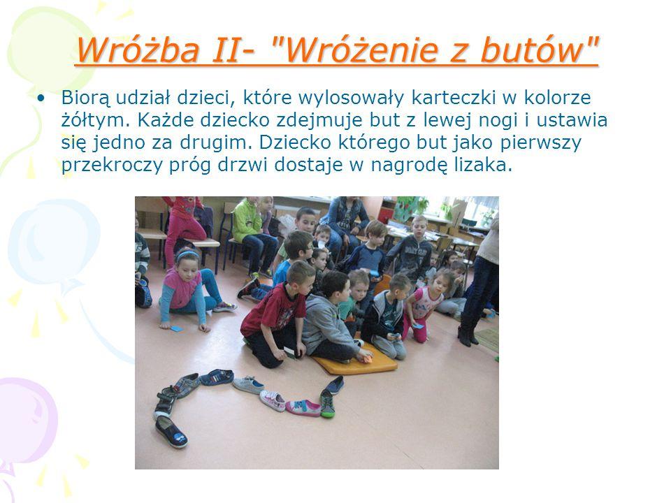 Wróżba II-