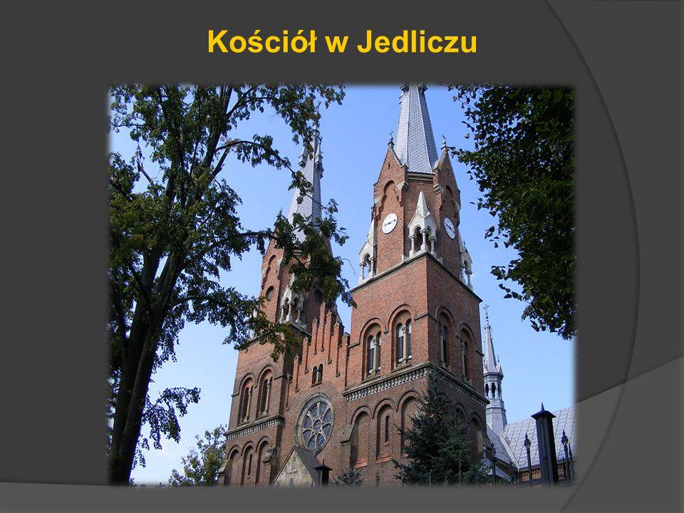Kościół w Jadownikach