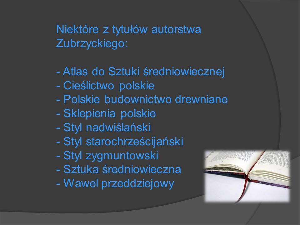 Jan Sas-Zubrzycki, profesor Politechniki Lwowskiej, był uznanym architektem, badaczem i propagatorem polskiego stylu narodowego. Choć dziś można by wd