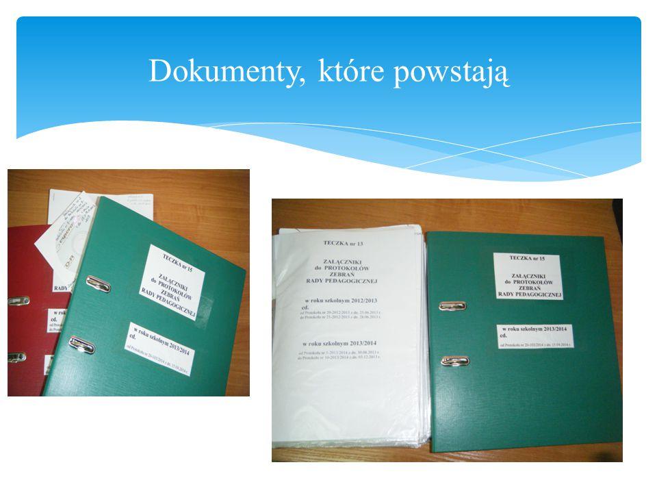 Opracowała: Irena Bednarczyk Lider Zespołu Nauczycieli Protokolantów Dziękuję za uwagę