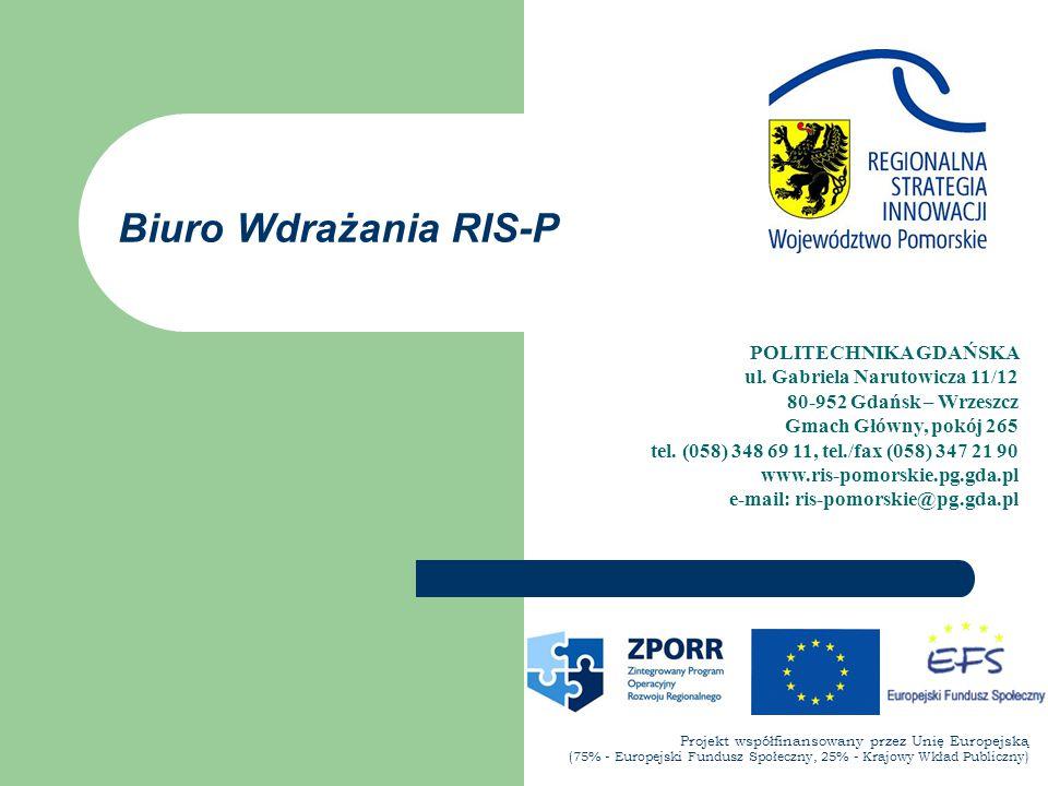 POLITECHNIKA GDAŃSKA ul. Gabriela Narutowicza 11/12 80-952 Gdańsk – Wrzeszcz Gmach Główny, pokój 265 tel. (058) 348 69 11, tel./fax (058) 347 21 90 ww