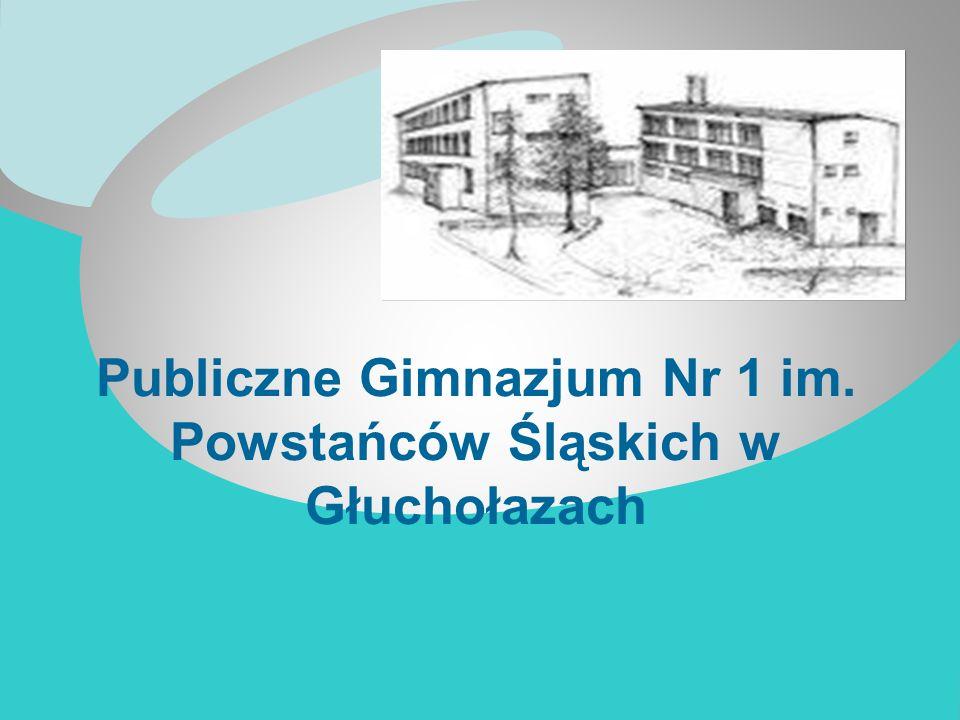 Publiczne Gimnazjum Nr 1 im. Powstańców Śląskich w Głuchołazach