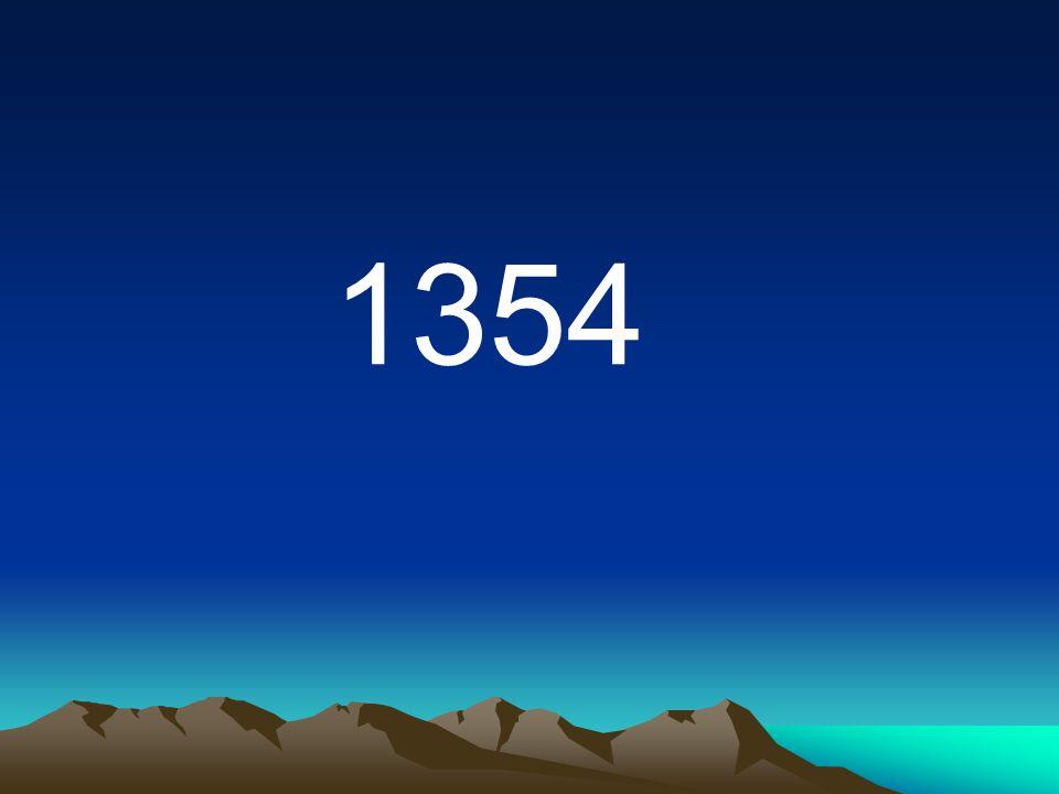 W 1354r.po raz pierwszy wzmiankowano o Jodłowej w dokumentach.