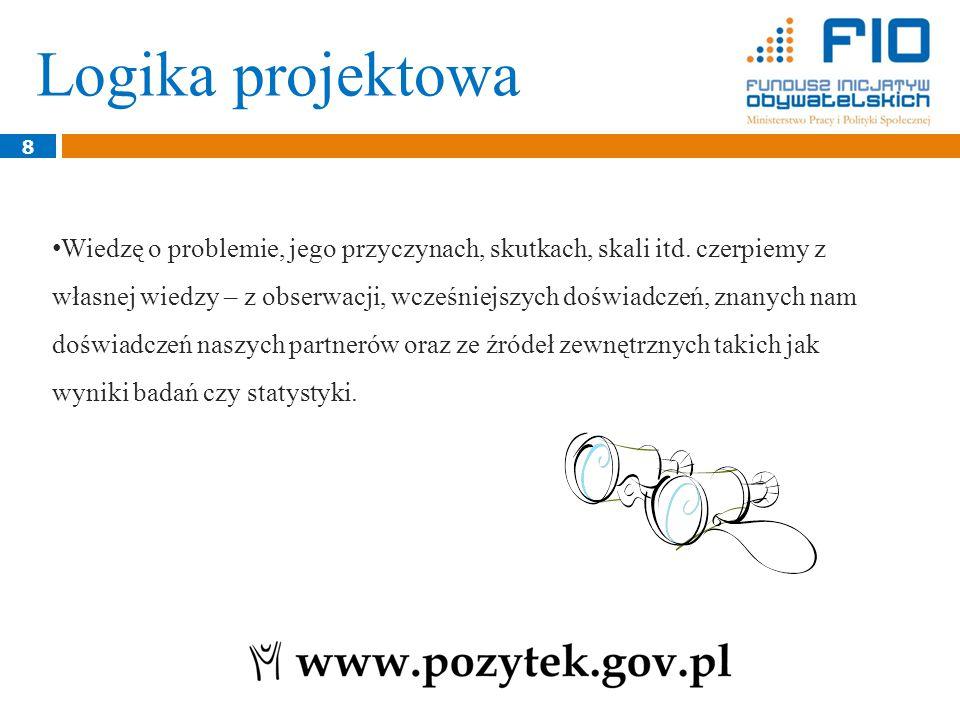 19 - działania niezbędne dla osiągnięcia celu mogą (m.in.) odnosić się do utrzymywania zainteresowania uczestników działaniami projektu (np.