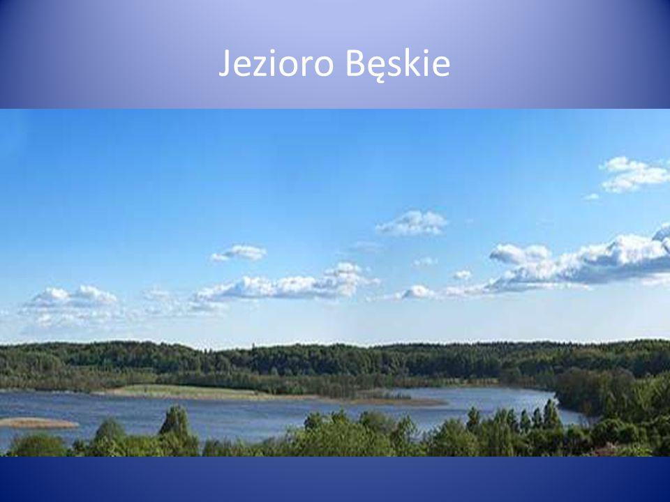 Jezioro Bęskie