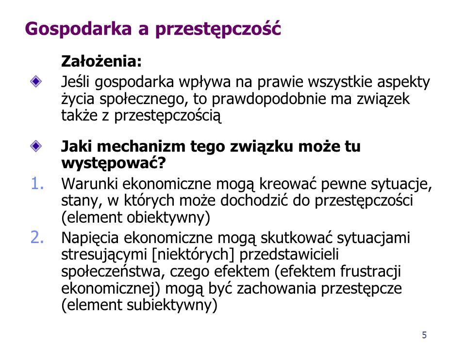25 Przestępczość ujawniona w Polsce – dynamika...1.