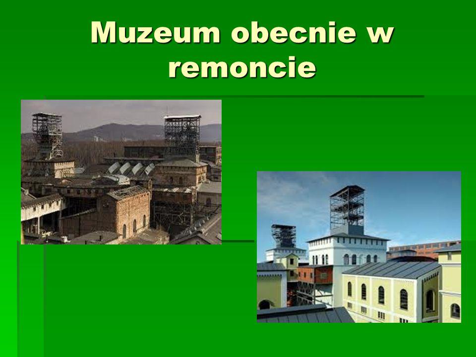 Muzeum obecnie w remoncie