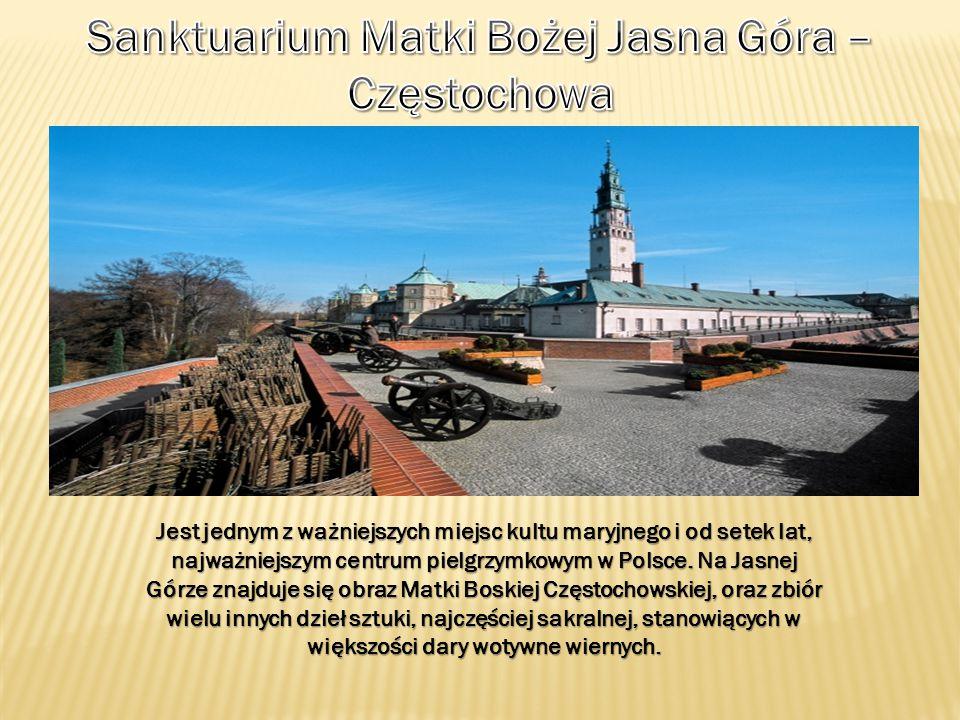 Jest jednym z ważniejszych miejsc kultu maryjnego i od setek lat, najważniejszym centrum pielgrzymkowym w Polsce. Na Jasnej Górze znajduje się obraz M