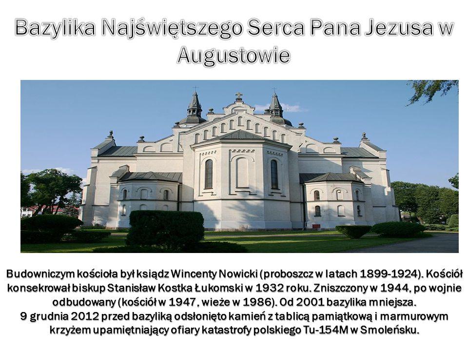 Klasztor Sióstr Miłosierdzia św.Wincentego – żeński klasztor rzymskokatolicki w Białymstoku.