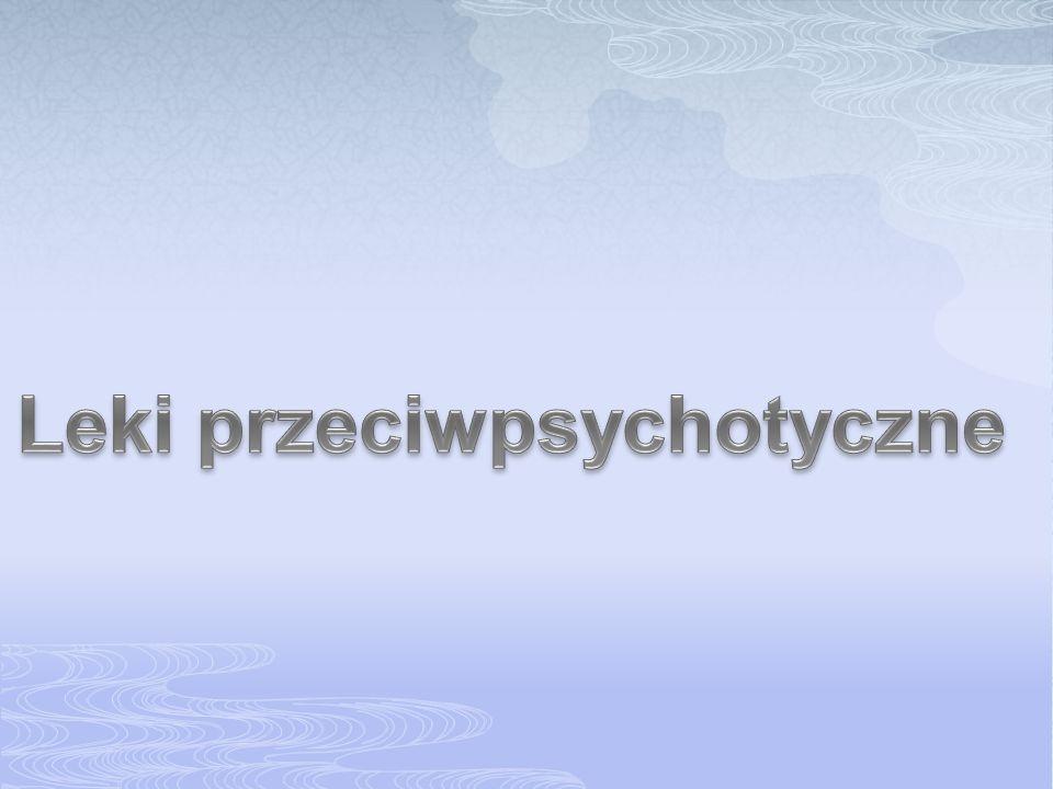 -0,7 – -0,6 – -0,5 – -0,4 – -0,3 – -0,2 – -0,1 – 0,0 – +0,1 – +0,2 - Amisulp Aripipraz Klozapin Olanzap Kwetiap Risperid Sertindol Ziprasid Zotepina Skuteczność (1/2): neuroleptyki atypowe vs typowe Atypowe Typowe Leucht S.