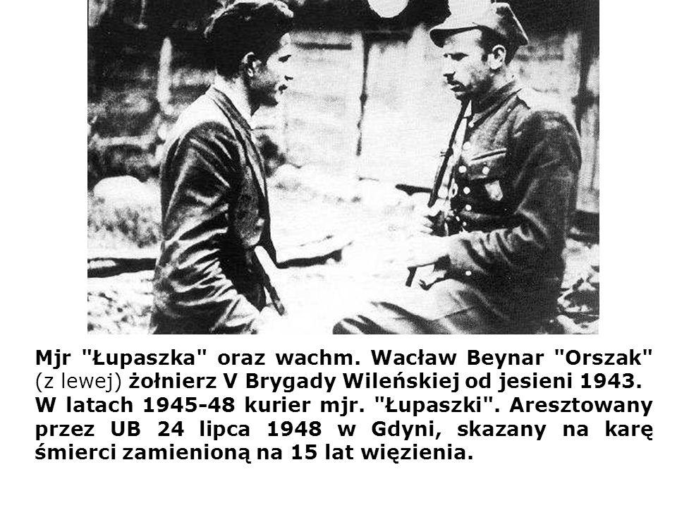 Por.Zygmunt Błażejewicz Zygmunt Uczestnik wojny obronnej 1939.